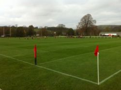 Never a line out at Giggleswick, except during a rugby...