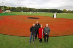 Painted poppy blooms for British Legion appeal